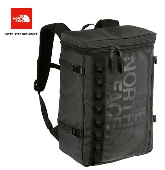 The North Face 2017 new color BC fuse box The North Face BC Fuse Box 30L NM81630 (BG) black emboss X 24K gold