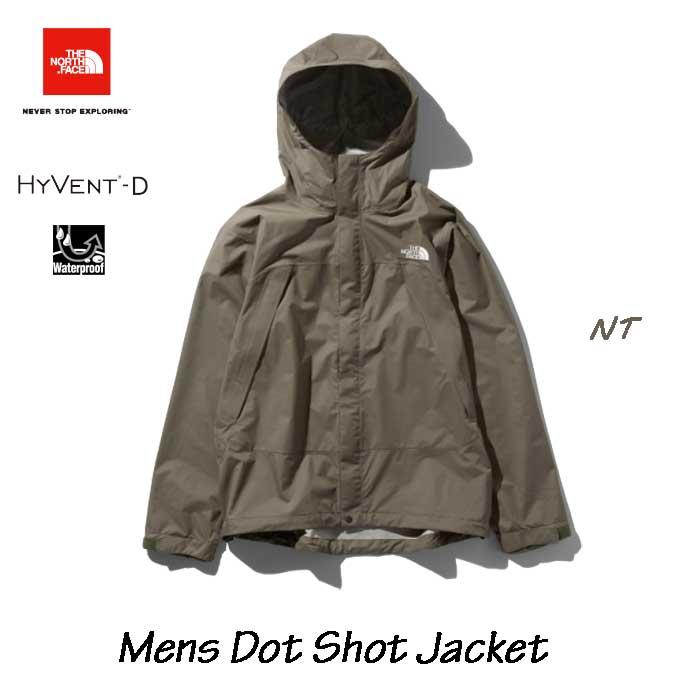 ザ ノースフェイス NP61930 (NT) お一人様1枚まで 2019秋冬最新在庫 ドットショットジャケット(メンズ) The North Face Mens Dot Shot Jacket NP61930 (NT)ニュートープ