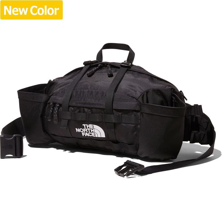 ザ ノースフェイス NM71863 (KK) 人気のブラック 最新カラー 送料無料  デイハイカーランバーパック 12L ウエストバッグ The North Face Day Hiker Lumbar Pack 12L NM71863 (KK)BLACK 2 ブラック 2