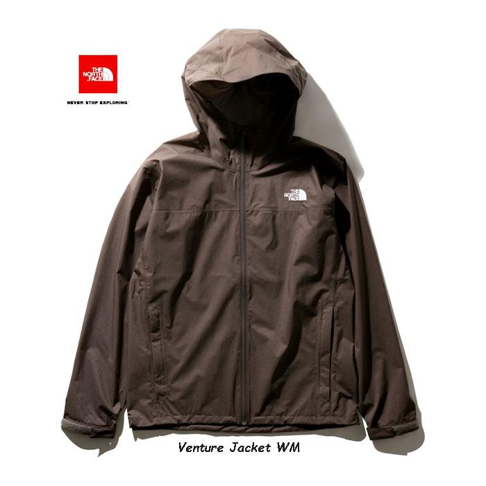 ザ ノースフェイス NP11536 WM XLサイズ ベンチャージャケット(メンズ) 2.5層のマルチパーパス軽量レインジャケット  The North Face Mens Venture Jacket NP11536 (WM)ワイマラナーブラウン