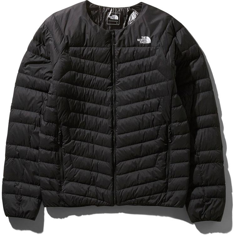 ザ ノースフェイス NY81813 K サンダーラウンドネックジャケット(メンズ) The North Face Mens Thunder Roundneck Jacket  BLACK 2019年秋冬最新在庫