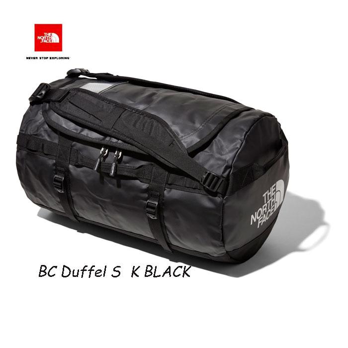 ザ ノースフェイス NM81967 (K) BCダッフル S 50L The North Face BC Duffel S 50L NM81967 (K)ブラック BLACK