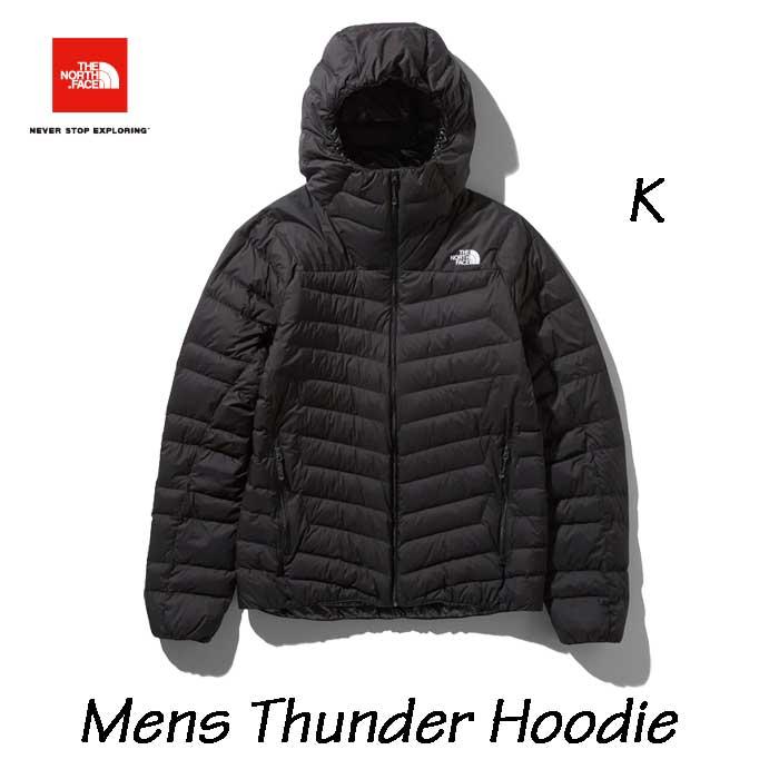 ザ ノースフェイス NY81811 K サンダーフーディ(メンズ) The North Face Mens Thunder Hoodie (K)ブラック