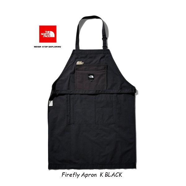 ザ ノースフェイス NT61955 K ファイヤーフライエプロン(メンズ) The North Face Mens Firefly Apron (K)ブラック