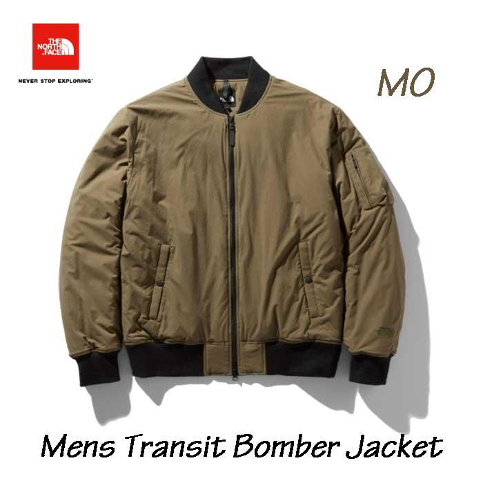 ザ ノースフェイス NY81965 MO トランジットボンバージャケット(メンズ) The North Face Mens Transit Bomber Jacket (MO)ミリタリーオリーブ