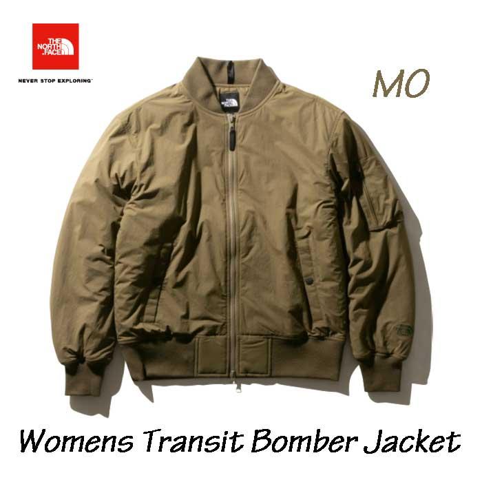 ザ ノースフェイス NYW81965 MO トランジットボンバージャケット(レディース) The North Face Womens Transit Bomber Jacket (MO)ミリタリーオリーブ