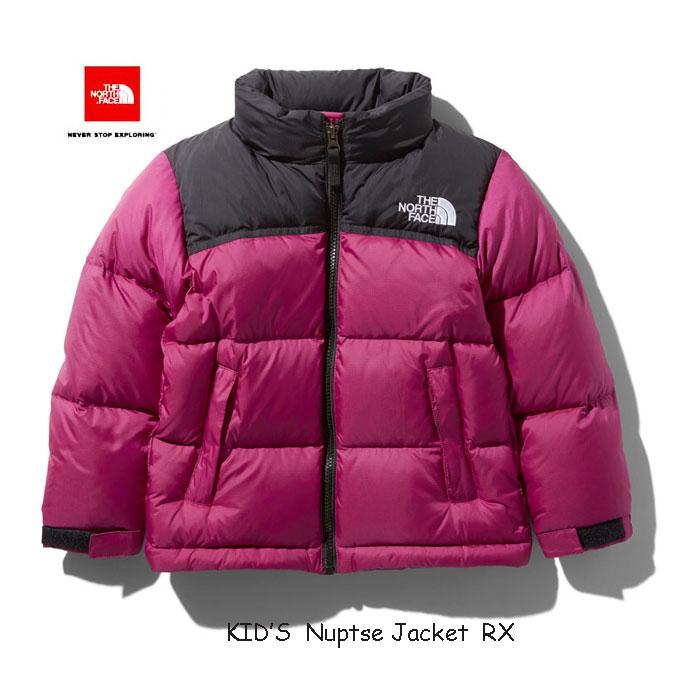 ザ ノースフェイス NDJ91863 RX キッズ ヌプシジャケット The North Face Kid's Nuptse Jacket NDJ91863 (RX)ロックスバリーピンク 無償修理対象日本正規品