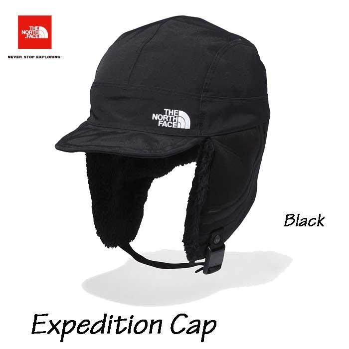 ザ ノースフェイス NN41917 K エクスペディション キャップ  The North Face Expedition Cap (K)ブラック
