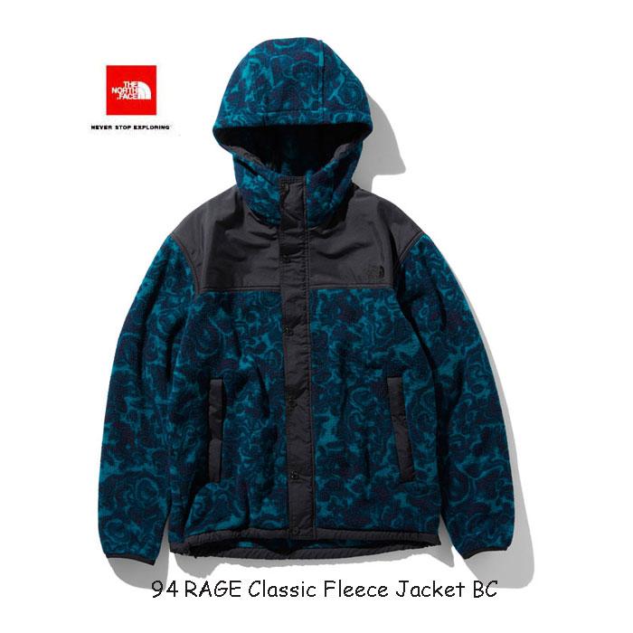 ザ ノースフェイス NL71961 BC 94レイジ クラシック フリース ジャケット(ユニセックス) The North Face 94 RAGE Classic Fleece Jacket (BC)ブルーコーラル
