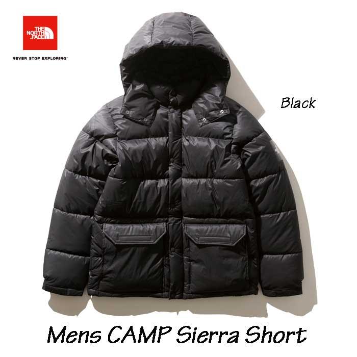ザ ノースフェイス NY81931 K キャンプシェラショート(メンズ) The North Face Mens CAMP Sierra Short (K)ブラック