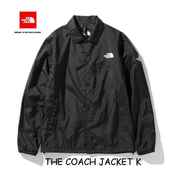 安心のノースフェース公式SHOP LIST掲載店  ザ ノースフェイス NP22030 K BLACK ザ コーチ ジャケット (メンズ) The North Face Mens THE COACH JACKET ブラック BLACK