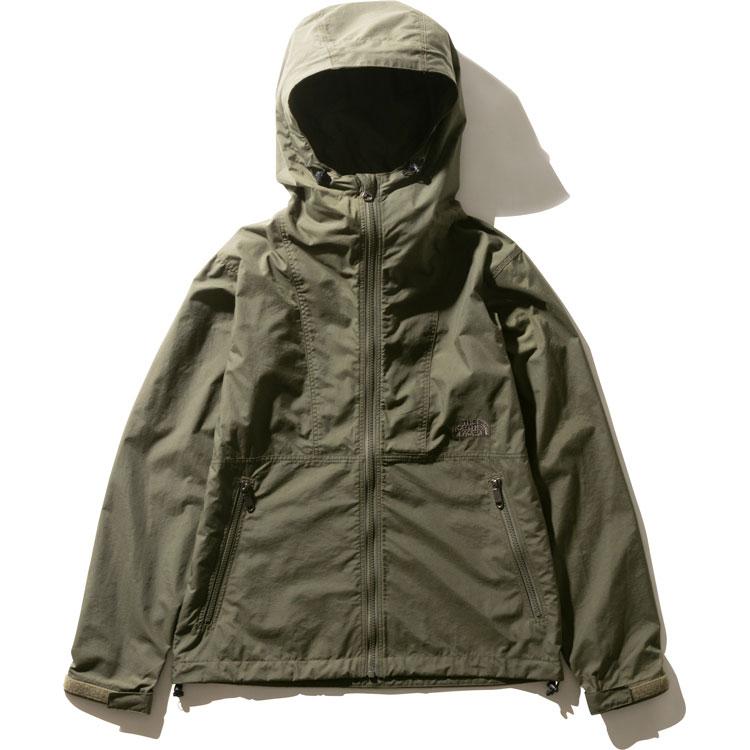 ザ ノースフェイス NPW71830 NT コンパクトジャケット(レディース) The North Face Womens Compact Jacket NPW71830 (NT)ニュートープ