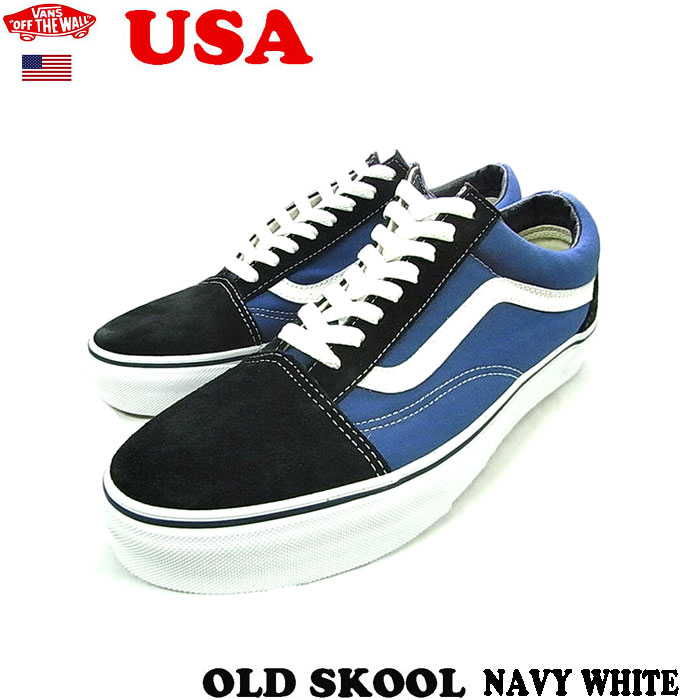 a7bda0c51bb0ce Vans old skool Navy   white-25-28.0cm vans skating Shoes Sneakers Jazz VANS  OLD SKOOL JAZZ Navy White enabled
