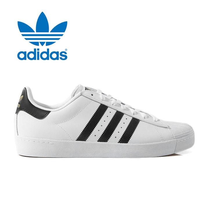 Best Selling Adidas Skateboarding Superstar Vulc ADV Black
