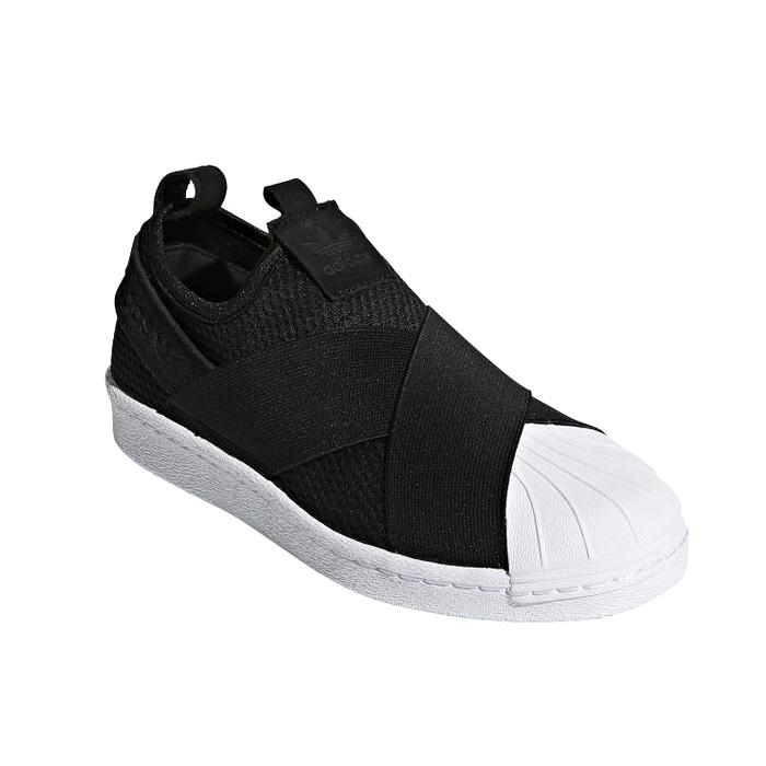 在庫限り アディダス adidas オリジナルス スーパースター スリッポン レディース ウィメンズ メンズ スニーカー シューズ 靴 originals Super Star Slip On W B37193 2018新作JcFKl3uT1