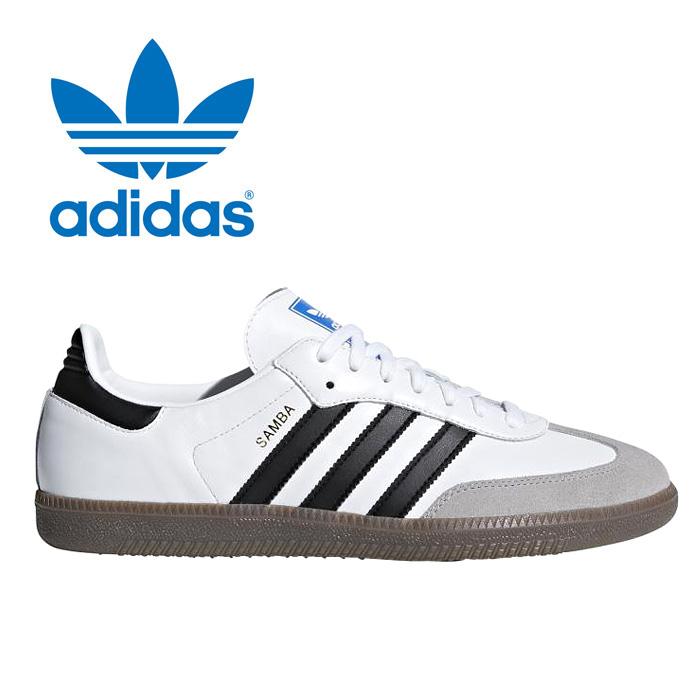 【送料無料】アディダス オリジナルス サンバ メンズ レディース スニーカー シューズ 靴 adidas originals SAMBA OG B75806