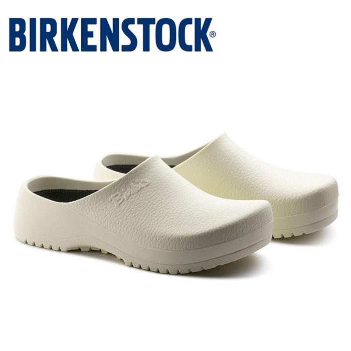 【送料無料】ビルケンシュトック Birkenstock プロフェッショナル BIRKENSTOCK Super-Birki スーパービルキー 68021 サンダル ホワイト 白 レディース ウィメンズ メンズ 幅広 靴 くつ クツ 医療用 介護用 キッチン用 ワークシューズ 旅行 おしゃれ 楽ちん