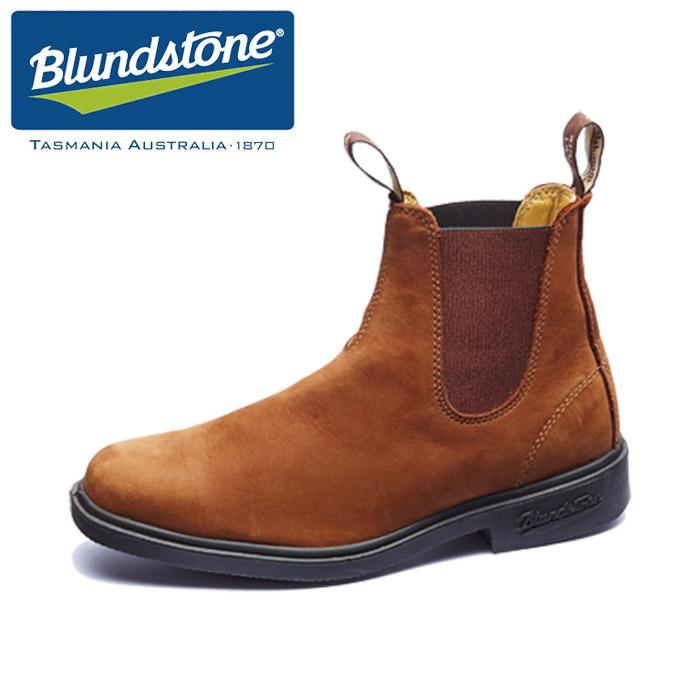 【送料無料】ブランドストーン サイドゴア レインブーツ Blundstone BS064 メンズ ウェザークレージーホース スクエアトゥ 男性用 レインシューズ 1406 靴 くつ クツ BS064680