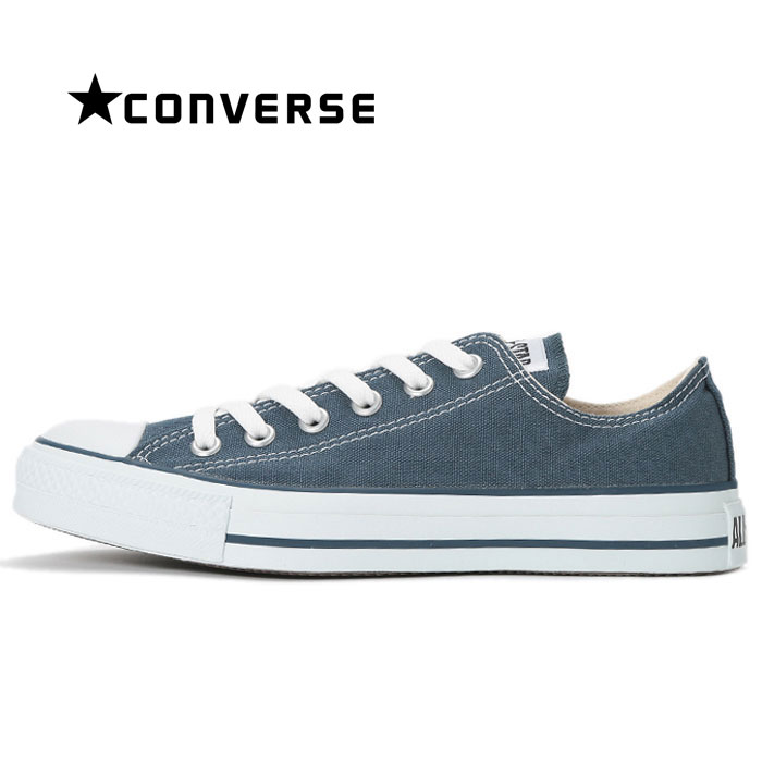 Converse CONVERSE all stars OX sneakers Lady's women men canvas shoes constant seller shoes shoes shoes low frequency cut man woman Berlin blue navy