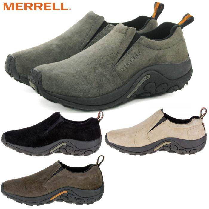 【送料無料】メレル MERRELL ジャングルモック スニーカー メンズ 靴 シューズ スリッポン アウトドア キャンプ フェス 山歩き 靴 くつ クツ JUNGLE MOC
