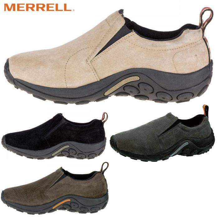 【送料無料】メレル MERRELL ジャングルモック スニーカー レディース 女性用 アウトドア キャンプ フェス 山歩き 靴 くつ クツ シューズ スリッポン JUNGLE MOC WOMENS