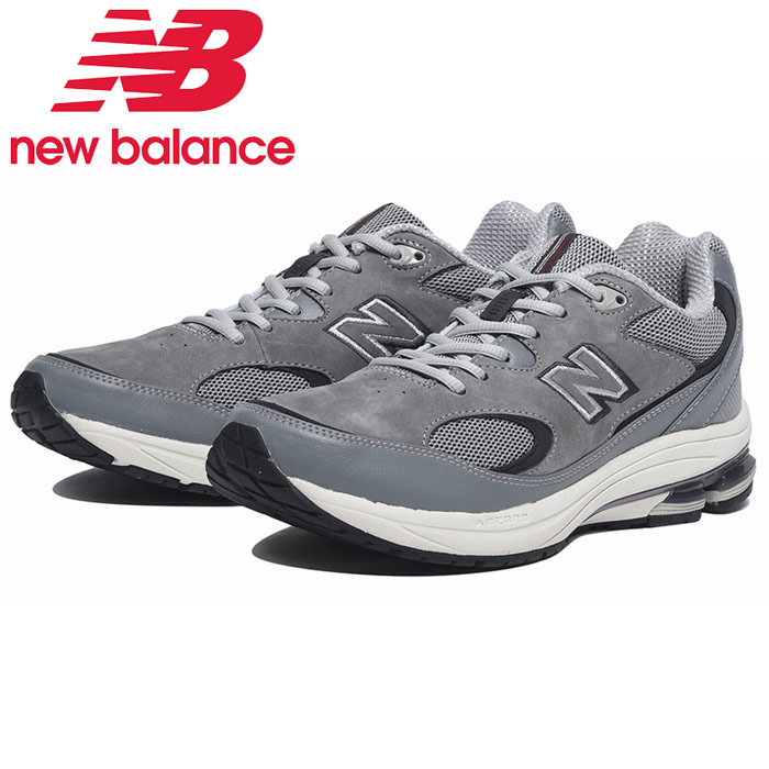 ニューバランス ウォーキングシューズ New Balance MW1501 MG メンズ レディース スニーカー ミディアム グレー2E 標準 4E 幅広 6E 超ワイド 甲高 フィットネス ローカット New balance 靴 くつ クツ