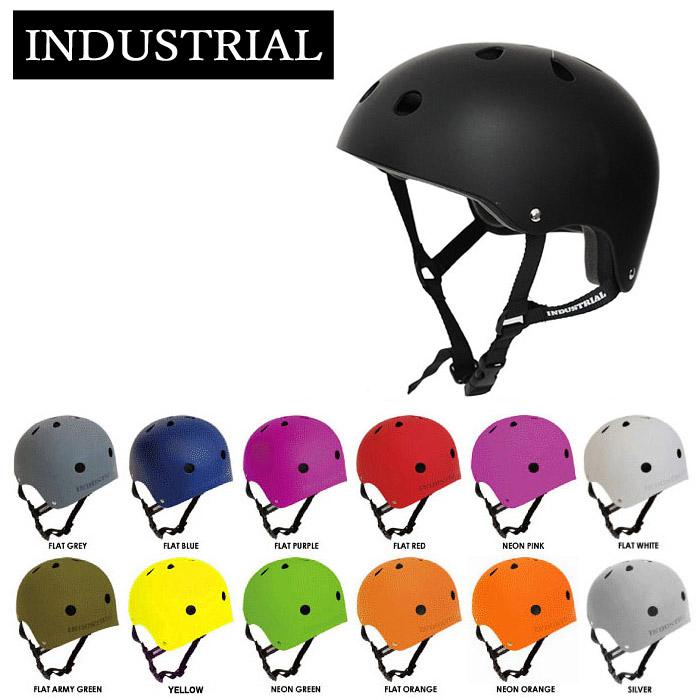 国内正規品 子供から大人まで対応大人気ヘルメット 子供用 ヘルメット インダストリアル キッズ 子ども 自転車 開店記念セール ストライダー プロテクター スケートボード (人気激安) INDUSTRIAL HELMET スケボー 女の子 メンズ 大人用 大きいサイズ レディース 男の子 BMX ジュニア