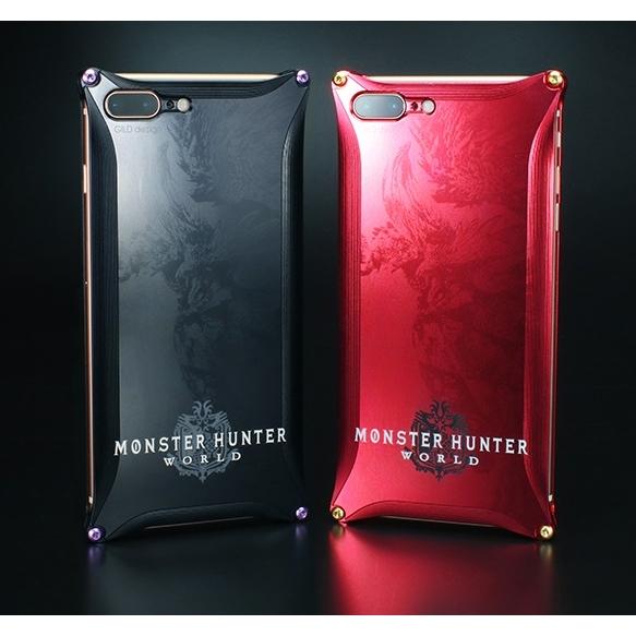 MONSTER HUNTER: WORLD ソリッドケース iPhone 8 Plus/7 Plus