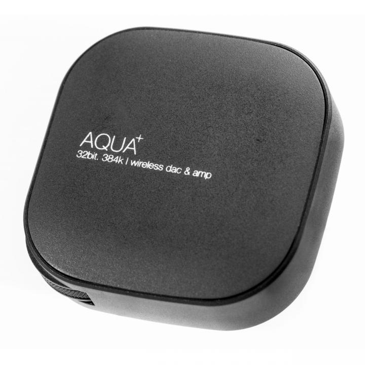 ワイヤレスアンプ AQUA+