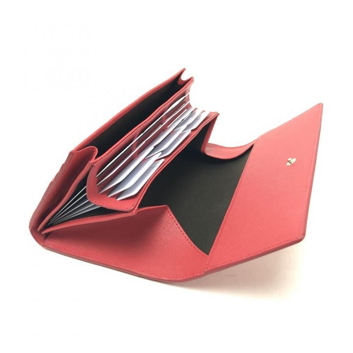 carcru(カルクル) ポップアップウォレット かぶせ長財布