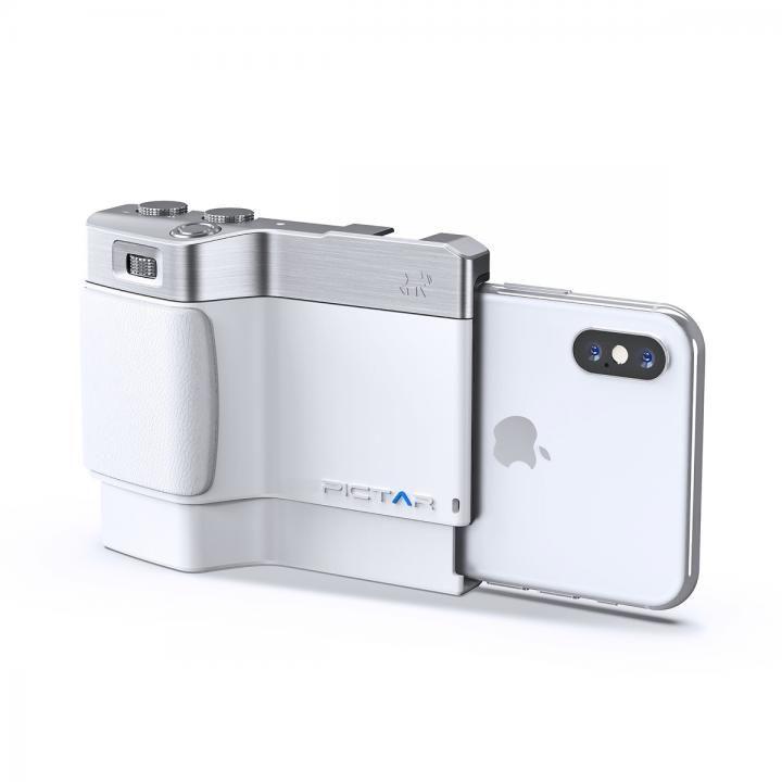 iPhone用カメラグリップ Pictar OnePlus Mark II J iPhone XS/XS Max/XR/X/8 Plus/7 Plus/6s Plus