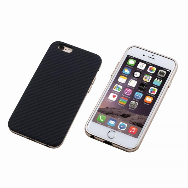 Deff ハイブリッドケース UNIO ケブラー iPhone 6s Plus/6 Plus