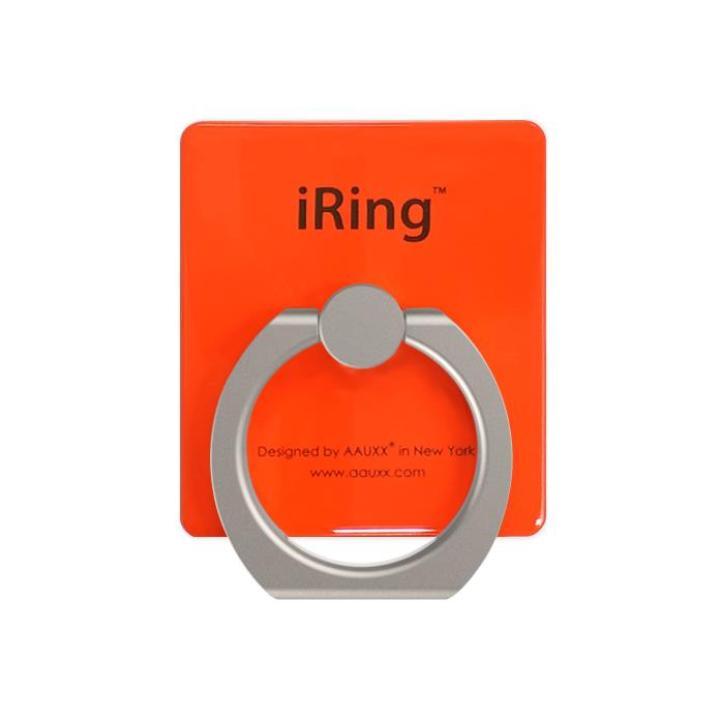 iRing アイリング スマホリング iPhone落下防止リングスタンド 吊り下げフックセット 便利 アイフォン