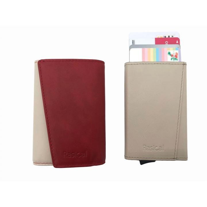 新感覚の減らす財布「ピタマグウォレット」 カバーセット