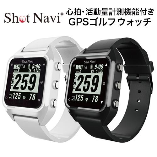 ショットナビ Hug(ハグ) [ウォッチ]/shot navi [腕時計](ゴルフナビ/GPSゴルフナビ/GPSナビ/海外コース対応/ゴルフ用品/)