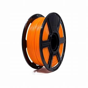 爆買い送料無料 激安通販販売 FLASHFORGE フィラメント pla 1.75mm 1kg オレンジ 3Dプリンター filament 税込 PLA 日本正規代理店 送料無料 printer 3d
