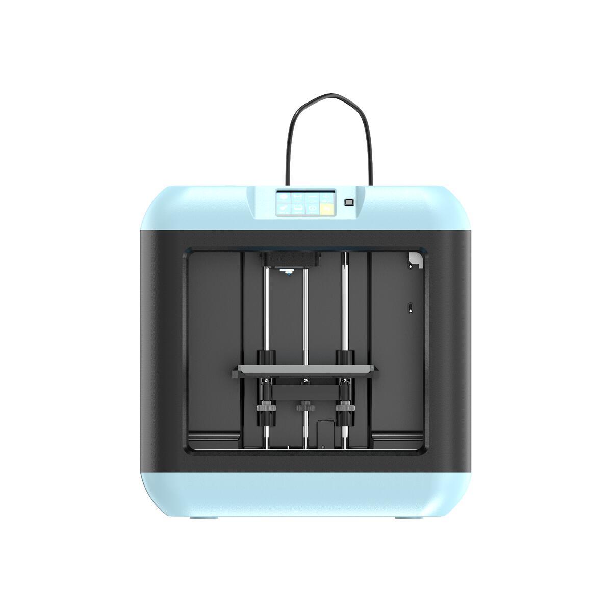 Flashforge デスクトップ 家庭用3D プリンター Finder Lite (ライトブルー) 送料無料