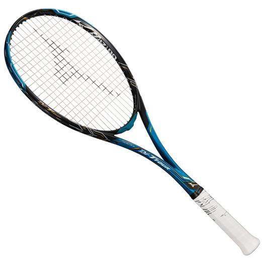 MIZUNO/ミズノ ソフトテニスラケット DI-T TOUR 前衛用 フレームのみ(ガットなし)(63jtn84120)