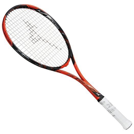 ミズノ ソフトテニスラケット ディーアイZ500 MIZUNO DI-Z500 後衛用 フレームのみ(ガットなし)(63jtn84654)