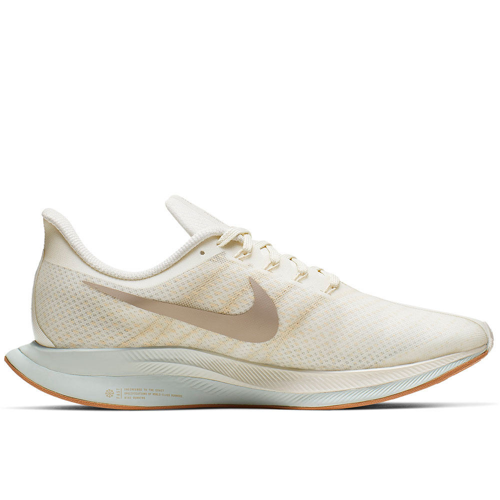 Nike Women's Air Zoom Vomero 14 Running Shoes GreyBlackPink