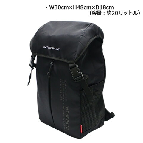 IN THE PAINT インザペイント バックパック BACKPACK バスケットボール 2019FW(itp19361)