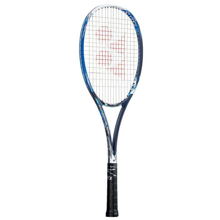 YONEX ヨネックス ソフトテニスラケット ジオブレイク50V 前衛用 フレームのみ(ガットなし)(geo50v403)