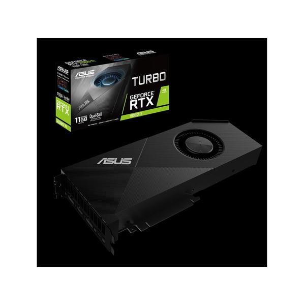 【最大36倍★12月10日限定】グラフィックボード・ビデオカード ASUS(エイスース・アスース) TURBO-RTX2080TI-11G (NVIDIA/GeForce RTX 2080 Ti バスインターフェイス:PCI Express 3.0 モニタ端子:HDMIx1/DisplayPortx2/USB Type-Cx1 メモリ:GDDR6/11GB) (0192876135051)