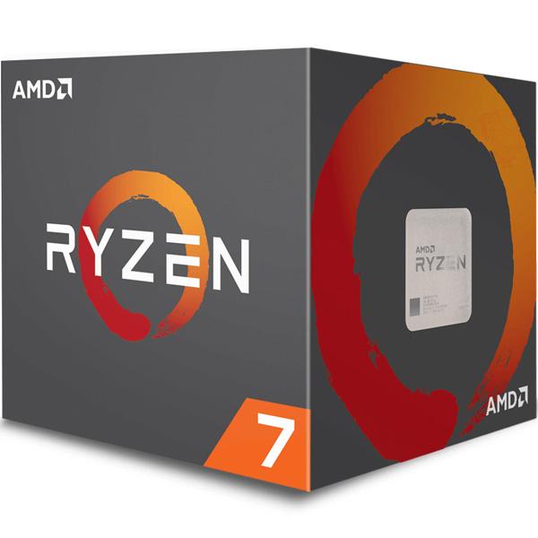 【4/1 24時間限定!全品ポイント最大22倍!!】(4月3日出荷予定) CPU AMD(エーエムディー) Ryzen 7 2700X BOX (プロセッサ名:Ryzen 7 2700X クロック周波数:3.7GHz ソケット形状:Socket AM4 二次キャッシュ:4MB)(JAN 0730143309202)