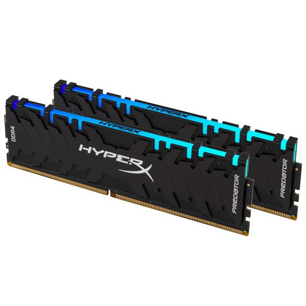 【最大1,200円OFFクーポン配布中★1月8日09:59まで】メモリー キングストン(Kingston) HX432C16PB3AK2/16 (メモリ容量(1枚あたり):8GB 枚数:2枚 メモリ規格:DDR4 SDRAM メモリインターフェイス:DIMM モジュール規格:PC4-25600(DDR4-3200))