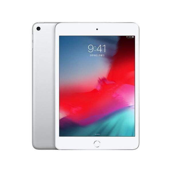 (新品未開封) タブレットPC APPLE(アップル) iPad mini 7.9インチ 第5世代 Wi-Fi 256GB 2019年春モデル MUU52J/A シルバー (CPU:Apple A12)