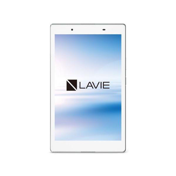タブレットPC NEC(日本電気) LAVIE Tab E TE508/HAW PC-TE508HAW (画面サイズ:8インチ CPU:APQ8017/1.4GHz 記憶容量:16GB)