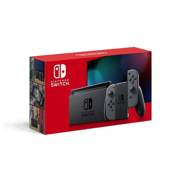 新品未開封品 任天堂 優先配送 Nintendo Switch グレー 2019年8月発売モデル 4902370542905 交換無料 HAD-S-KAAAA スイッチ ニンテンドースイッチ ゲーム機本体 HADSKAAAA