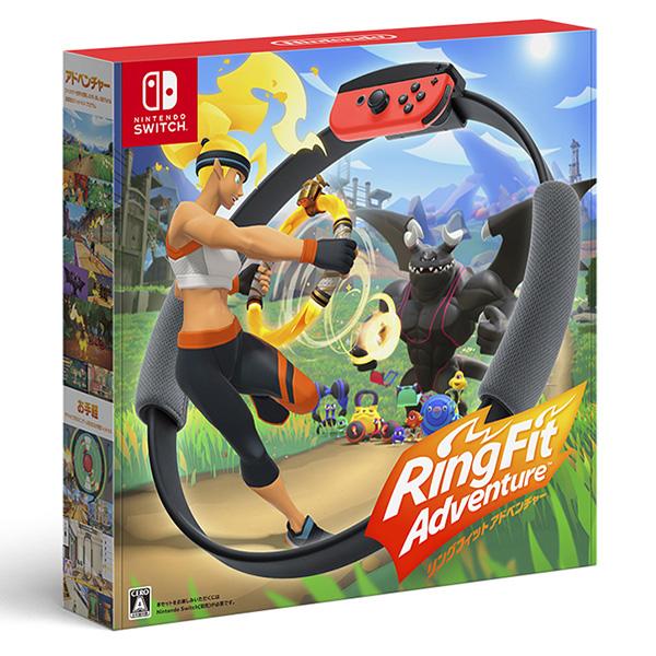 新品未開封品 リングフィットアドベンチャー 任天堂 ディスカウント 豊富な品 Nintendo Switch ソフト フィットネスアドベンチャー 冒険しながらフィットネス リングフィット 全身運動 4902370543278 ニンテンドースイッチ HACRAL3PA
