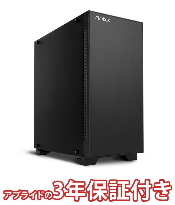 【4/1 24時間限定!全品ポイント最大22倍!!】(3年保証 BTO デスクトップパソコン)Illustrator向けパソコン・アドバンスドモデル [SSD搭載] bc-05-01(基本構成 CPU:i7 8700K/メモリ:DDR4 16GB/SSD:240GB/HDD:-/電源:550W 80PLUSブロンズ/グラボ:Geforce GTX1060)(BC)